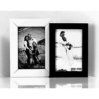 Gemini Photo frame with two frames