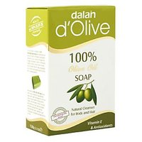 Dalan D'Olive 100% Pure Olive Oil Soap (150g) From Turkey At Rs 125/- Only.