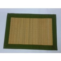 Grass Place Mat Set Of 2 Pcs - 72789960