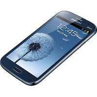 Samsung Galaxy Grand Duos I9082  -  Metallic Blue With Free Gift Pack
