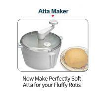 Original Dough & Atta Maker Mixer For Roti Samosa + Measuring Cup