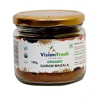 Vision Fresh Organic Garam Masala 100 Gms