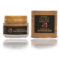 Indus Valley CALENDULA & HEMP SEED Sun Protection Cream-50 G