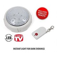 Remote Cordless Emergency Led Light With Remote Control LIGHT