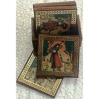 Coaster, Tea Coaster, Holder, Coaster Set_TR_Coaster_003