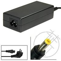 65W AC LAPTOP POWER ADAPTER FOR HCL ME 38 39 41 44 45 54 55 74 1014 1015+CORD