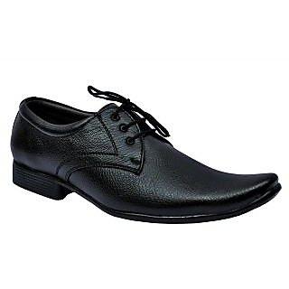 Men's Leather Formal Shoes Black