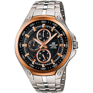 Casio Edifice Multi Hand Men's Watch (EF-326D-1AV)