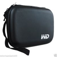 New WD-Black Hard Disk Cover Carry Pouch For 2.5 Inch Harddisk