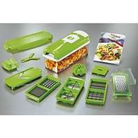 Nicer Dicer Plus With 10 Attachment