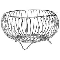 Aakar Kitchen Stainless Steel Fruit & Vegitable Bowl Basket - 72960212