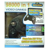 Video Game Gaming Console Arcade 98000 In 1 Video Games For Kids Best Gifts - 72968120