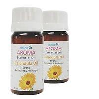 Buy 1 Get 1 Free Healthvit Aroma Calendula Essential Oil 30ml
