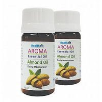 Buy 1 Get 1 Free Healthvit Aroma Almond Essential Oil 30ml - Pack Of 2