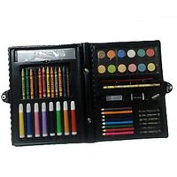 ALL IN ONE 42 PCS COLOR SET-COLOR PENCIL ,CRAYONS ,OIL PASTEL,SKETCH PEN