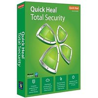 Quick Heal Total Security 2015 1 User 1 Year Latest Version