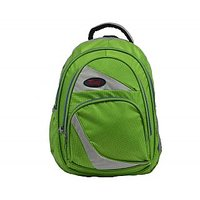 School & College Backpack With Laptop Compartment From Pearl Bags (1518 Green)