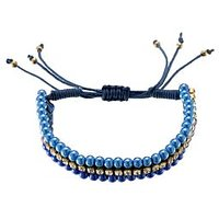 Blueberry Casual Wear Blue Bracelet