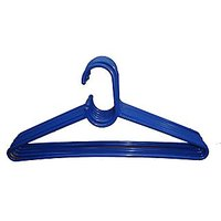 Multipurpose Plastic Hangers (Set Of 12 Pcs.)