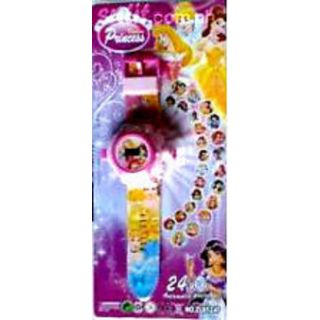 Combo For 24 Images Kitty And Princes Projector Kids Watches
