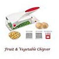 Raj Fruit , Dry Fruit And Vegitable 6 In 1 Slicer