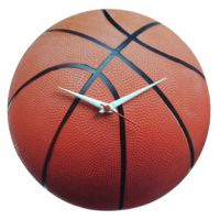 Basketball Designer Wall Clock  Model D-2015