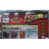 THE CLASSICAL TRAIN SERIES 21 PCS RADIO CONTROL