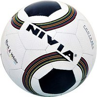 Football Nivia Black & White - 73141682