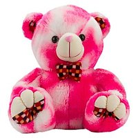 Glitters Valentines Double Shaded Pink Teddy(20 Inch)