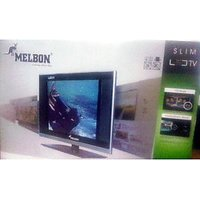 Melbon BRAVE 16 Inch LED TV Full HD 1080p (HDMI/USB/VGA HD (Free Wall Mount!)