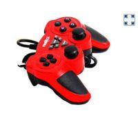 Frontech JIL-1731 Game Pad Dual Shock USB With Vibration