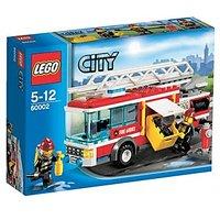 Lego City Fire - Fire Truck (209 Pieces)