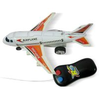 Great Quality Radio Remote Control Airplane Aeroplane Battery Operated Kids Toy