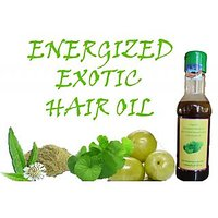 Organic Herbal Nourishing Hair Oil