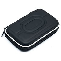 "Hard Disk Drive Pouch Carry Case 2.5"" Inch HDD Cover Seagate WD Dell Sony -Black"