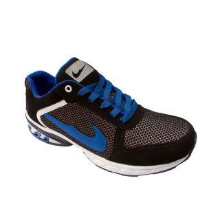 Men's Casual  CBS 2363 Black R. Blue Shoes