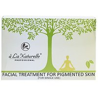 Unisex - Pigmentation Facial Treatment - All Skin Types - A LA Naturelle