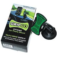 GripGo Universal Car Mobile Mount Hands Free Holder