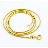 "18CT PURE GOLD PLATED CHAIN 18"" AT SPECIAL DISCOUNT PRICE"