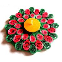 Handmade Tea Light Holder, Candle Holder, Candle Stand, Tea Light Stand - 73278956