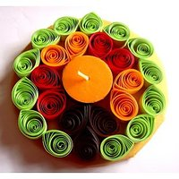 Handmade Tea Light Holder, Candle Holder, Candle Stand, Tea Light Stand - 73280570