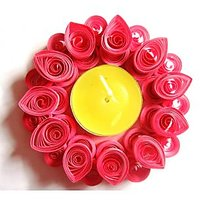 Handmade Tea Light Holder, Candle Holder, Candle Stand, Tea Light Stand - 73283806