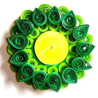 Handmade Tea Light Holder, Candle Holder, Candle Stand, Tea Light Stand - 73283010