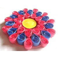 Handmade Tea Light Holder, Candle Holder, Candle Stand, Tea Light Stand - 73292888