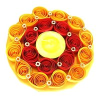 Handmade Tea Light Holder, Candle Holder, Candle Stand, Tea Light Stand - 73293150