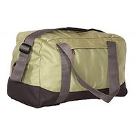 Duffle Bag - Travel Bag - Green & Black Color Bags - By Bags R Us