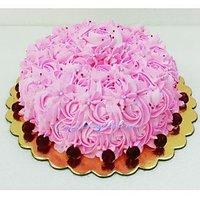 Swirl Roses Cake 1 Kg
