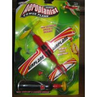 Battery Operated Super Aeroplanist Power Plane Toy Gift - 73330732