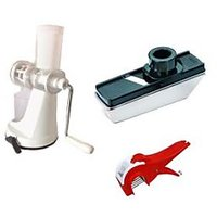 Ultimate Juicer With FREE Vegetable Slicer FREE Cute Cutter