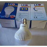 LED Bulb 12 Watt PAIR (set Of 2 Bulb) B22